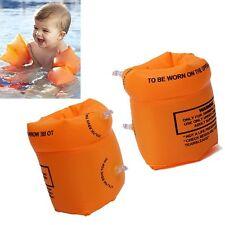 1 paire plage natation aide Gonflable Brassard Les corps flottants pour enfants