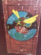 "Honus Wagner 1919 Carnegie Tech ""The Thistle"" Yearbook w/ Honus Wagner Coach"