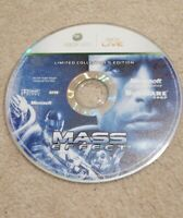 Mass Effect - Limited Collectors Edition Xbox 360 **BONUS CONTENT DISC ONLY**