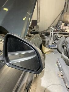 FORD MUSTANG GT S550 COUPE DRIVER SIDE POWERFOLD DOOR WING MIRROR GREY 2015-2017