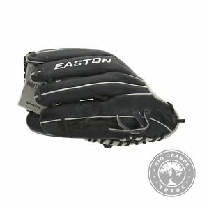 NEW Easton C43JR 12 IN RHT Pro Collection Baseball Glove in Blue / Gray - 12""