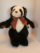 TEDDY BEAR BYARTIST ANNETTE FUNICELLO PANDY COLLECTIBLE BEAR CO.