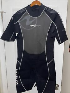 Aqualung mens wetsuit shorty New with tags