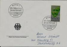 "BRD FDC MiNr 973 (8) ""100. Geburtstag von Dr. Janusz Korczak"" -Arzt-Medizin-"