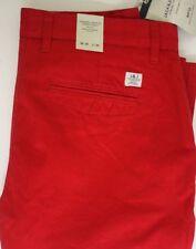 Pantaloni da uomo rossi JACK & JONES