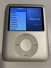 Apple iPod nano 3. Generation 8 GB Silber