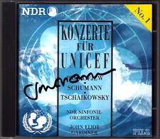 Gardiner SIGNED Schumann Symphony No. 3 Prokofiev Tchaikovsky Romeo and Juliet CD