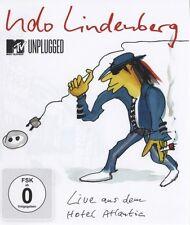 """UDO LINDENBERG """"MTV UNPLUGGED (LIVE...)"""" BLU-RAY NEU"""
