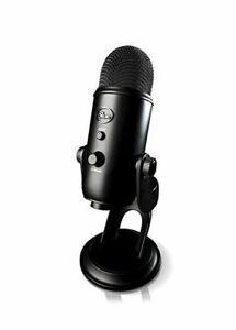 USB Mikrofon Blue Microphones Yeti  Aufnahme Streaming PC Mac USB-Kabel fehlt