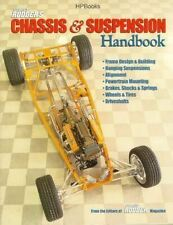 Chassis And Suspension Handbook Street Hot Rod Frame Design Manual Book