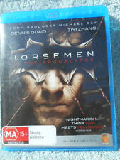 HORSEMAN OF THE APOCALYPSE DENNIS QUAID ZIYI ZHANG BLU RAY MA R4