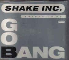 Shake Inc-Go Bang cd maxi single eurodance holland