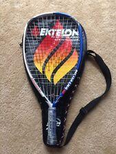 Ektelon Airdrive 1600 Racquetball Racquet Ss Grip + Glove & Hc Excellent*