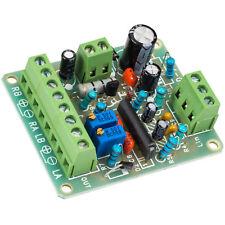 Yuan-Jing U Meter Driver PCB Board Stereo for Two VU Meters