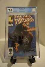 New Mutants #19 CGC 9.8 1984 Marvel Comics Starjammers App