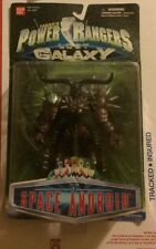 Power Rangers Lost Galaxy Space Android Bandai 1998