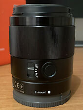 Sony FE 35mm f/1. E-mount. Brand New Upopened