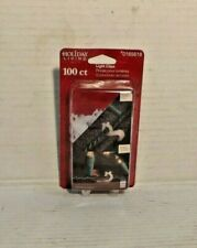 Holiday living 100 ct light clips. NIP