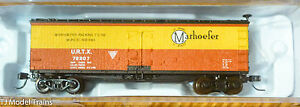 Atlas N #50002677 (Rd #72207) Marhoefer Packing 40' Wood Reefer (RTR) N Scale