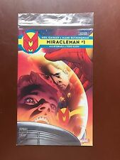 MIRACLEMAN #1 JOE QUESADA 1:100 VARIANT MARVEL COMICS 2015 NM/NM+ Condition