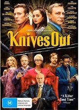Knives Out (DVD, 2020) Region 4 - Australia