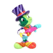 Disney by Britto Jiminy Cricket Stone Resin Mini Figurine