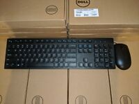 *NEW* Dell Keyboard Multimedia KB216 with Dell Mouse Optical MS116
