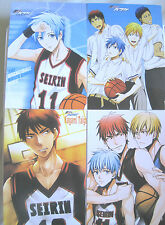 The Basketball which Kuroko Plays Anime / Manga Postcards #2  (Set of 10)