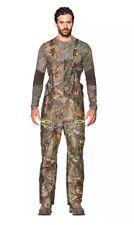 Under Armour Scent Control ColdGear Infrared Gore-Tex Treestand Camo Bib S $380
