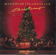 Christmas Extraordinaire by Mannheim Steamroller Music CD 2005