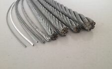 5mm Stainless Steel Wire Rope (7x19) Marine Grade 316 Balustrade Price Per Metre
