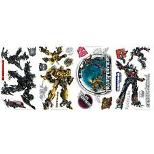 TRANSFORMERS 3 DARK OF THE MOON WALL STICKER. APPLIQUE DECAL