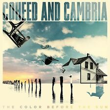 COHEED AND CAMBRIA - THE COLOR BEFORE THE SUN  CD NEU