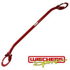 Wiechers strut bar for Opel Astra-G strut bar steel brace upper front 331021
