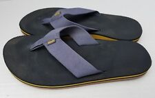 TEVA Men's Shoes Sandals Thong Flip Flop Blue Indigo 8 US 7 UK 40.5 EUR 1008666