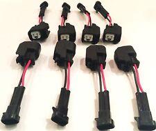 LQ4, LQ9 4.8 5.3 6.0 Delphi wire Harness to LS2 LS3 LS7 EV6 Injector Adapters