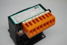 SBA ETK Transformer Single Phase Primary 400/440V Secondary 230V 50/60Hz 100VA