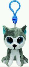 TY PELUCHE GIRAFFA - Giraffe Dog Plush Pupazzo Portachiavi Keychain Beanie Toy