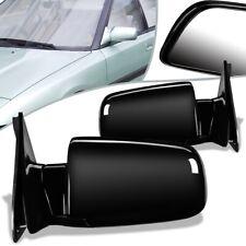 Fit 99-02 Silverado Sierra Pair Power Side View Door Mirror GM1320122 GM1321122
