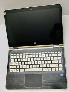 HP Pavilion x360 m3 Convertible Core i5-7200U 2.50GHz 8GB RAM 1920x1080