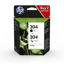 HP 3JB05AE 304 Ink Cartridge - Black