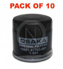 OSAKA OIL FILTER OZ443 INTERCHANGEABLE WITH RYCO Z443 (BOX OF 10)