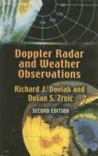 Dover Books on Engineering: Doppler Radar and Weather Observations : Second Edit