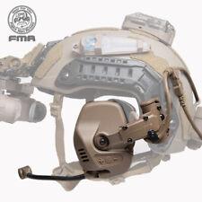 FMA FCS RAC Casque Rail Attaché de Réduction du Bruit pour ARC Highcut PTT Gear