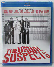 The Usual Suspects 20th Anniversary Blu-ray, New! No digital copy