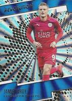 2017 Panini Revolution Soccer - Sunburst Parallel (Retail) - Leicester - 63-69