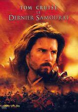 LE DERNIER SAMOURAI / TOM CRUISE /*/ DVD ACTION NEUF/CELLO