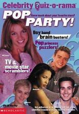 Celebrity Quiz-o-rama #01: Pop Part by Hurley, Jo