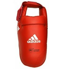 ADIDAS WKF FOOT PROTECTOR - RED or BLUE / FOOT / FEET/ KARATE / GUARDS