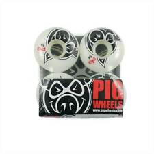 Pig Wheels Head Natural 54mm Wheels Enough For One Setup New
